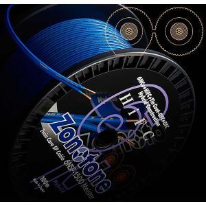 【〜1/24(水)23:59まで最大P23倍】ZONOTONE 6NSP-1500 Meister(1M) スピーカーケーブル(1m単位で切り売り可能です) ゾノトーン 6NSP1500M|audio