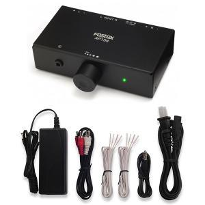 FOSTEX AP15d 小型パーソナルアンプ フォステックス|audio