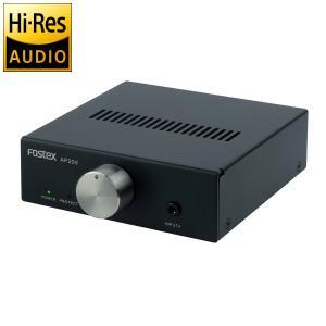 【納期情報:11月下旬予定】FOSTEX AP20d 小型パーソナルアンプ フォステックス|audio