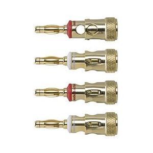 audio-technica AT-6304(4個1組) バナナプラグ オーディオテクニカ AT6304 audio