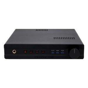【台数限定特価!】NuForce DAC-100/BK(ブラック) D/A コンバーター(USB、S/PDIF サポート)ヘッドフォンアンプ ニューフォース DAC100 【湘南店】|audio