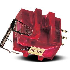 【納期情報:納期未定】【カートリッジ装着済セット】DENON DL-110 + 純正シェル(00D9410053402) + テクニカカートリッジケース DL110|audio
