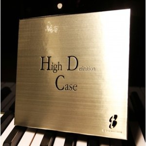 【〜1/24(水)23:59まで最大P23倍】T-TOC RECORDS HDC-001 High Definition Case 音質改善ディスクケース(CD/DVD/Blu-ray等の光ディスク専用ケース) HDC001|audio