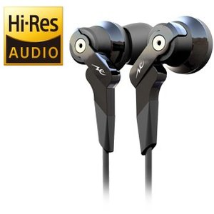 【〜9/24(日)23:59まで最大P29倍】【即納!】Radius HP-NHR11K(黒) ハイレゾ対応インナーイヤーヘッドフォン ラディウス HPNHR11|audio