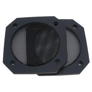 FOSTEX K308P(2個1組) 8cm用スピーカーグリル(角型フレーム対応) フォステックス audio