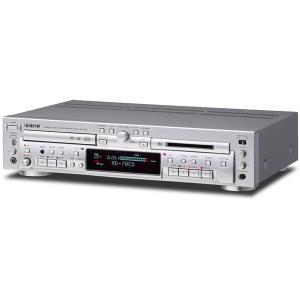TEAC MD-70CD-S(シルバー) CDプレーヤー/MDレコーダー ティアック MD70CD|audio