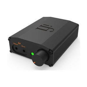 【納期情報:11月下旬以降】【ポイント10倍】iFi-Audio nano iDSD BL モバイルヘッドフォンアンプ アイファイオーディオ BLACK LABEL 【P10】 audio