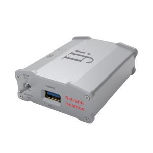 【〜1/24(水)23:59まで最大P27倍】【ポイント5倍】iFi-Audio nano iGalvanic3.0 USBオーディオの決定的音質改善グッズ ナノ・アイガルバニック3.0 【P5】|audio
