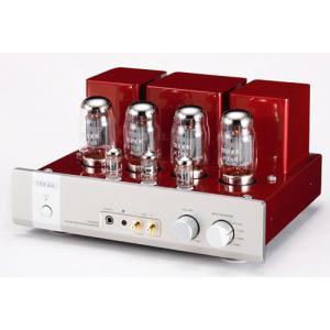 【〜1/20(土)23:59まで最大P19倍】Triode TRV-88SER(サイドウッド無しモデル) 真空管プリメインアンプ トライオード TRV88SER|audio