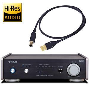 TEAC UD-301-SP/B(ブラック) デュアルモノーラル・D/Aコンバーター ティアック UD301SP|audio