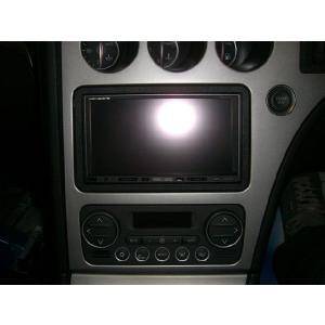 【アルファロメオ 159・ブレラ・スパイダー】 2DIN ナビ取付キット【Alfa Romeo 159・Brera・Spider】【AR159-02BK】|audioparts