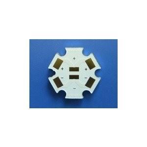 金メッキ 119/153/136用アルミ基板 LED基板(AQCB-119W)  日亜化学LED |audioq