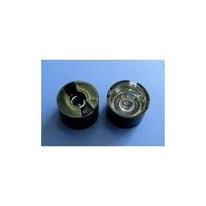 φ8-10°レンズ黒 (AQPL-B10CL) パワーLED用レンズ  audioq