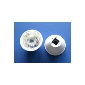 日亜化学LED 面実装LED 183/5050用 集光レンズ 45度白 (AQPL-5050CL-45) audioq