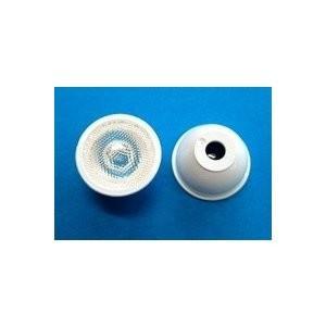 日亜化学LED 面実装LED 119/φ5用 集光レンズ 15度白 (AQPL-R050CL-15) audioq