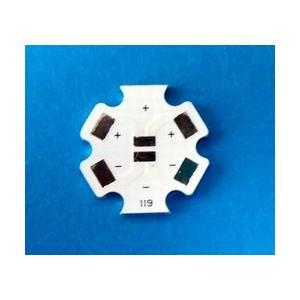 錫メッキ 119/153/136用アルミ基板 LED基板(AQCB-119W)  日亜化学LED |audioq