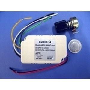調光付き2000mA定電流ユニット(AQPD-2000DC) LEDドライバ LED電源|audioq
