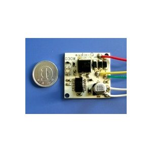 完成品 3Aパルス式LED減光ユニット(■AQP-030W)|audioq