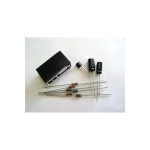 パルス入力遅延リレーOFF回路セット (BS-025)  【基板無し】|audioq