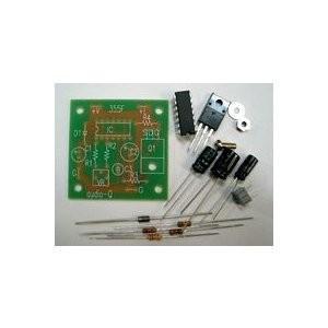 3A点滅キット  LED点滅コントローラー(AQP-355F-K)LED 点滅 ウインカー 点滅スピード調整可|audioq