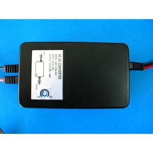 出力DC16〜18Vボリューム調整(AQV-1216A-ADJ) 昇降圧型DCDCコンバーター 昇圧 ステップアップ 12V→16〜18V可変|audioq