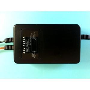 出力DC16V昇降圧型コンバータ DCDCコンバーター(AQV-1216A) DC-DC 昇圧 ステップアップ 12V→16V|audioq
