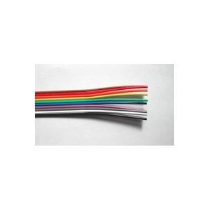 カラーフラットケーブル(10C-FLAT)|audioq