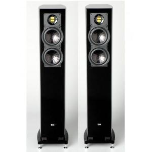 ELAC (エラック) スピーカーシステム FS267 ハイグロス・ブラック(1ペア)|audiounion909
