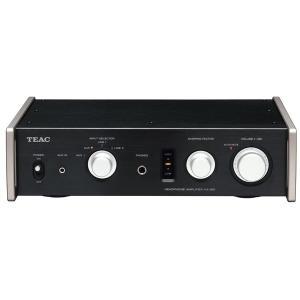 TEAC ティアック フルアナログ・デュアルモノーラル・ヘッドホンアンプ HA-501-SP BLACK|audiounion909