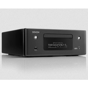 DENON (デノン) ネットワークCDレシーバー RCD-N10 K 色:ブラック
