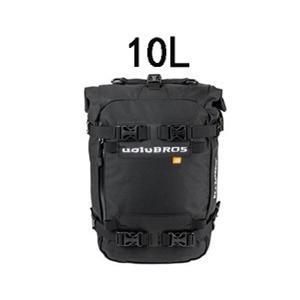 バイク用シートバッグ、リアバッグ 多機能 防水 10L