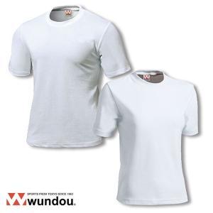 根強い人気のスクールTシャツ。汗をかいても素早く吸収し快適な着心地が持続します。学校体操着や部活・少...