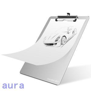 クリップボード クリップファイル タテ型 携帯便利 クリップボード バインダー 写生 図画 美術 A4 おしゃれ  ワードパッド バインダー|auratrade