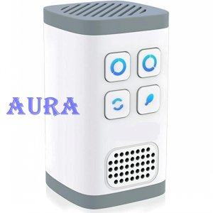 空気清浄機 プラズマクラスター 小型 コンパクト ペット 消臭 ペット臭 におい チャイルドロック ブルーエア コンパクト|auratrade