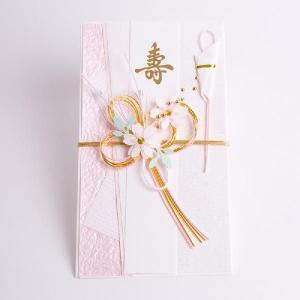 ご祝儀袋 花水引洋風金封 結婚式用|auro