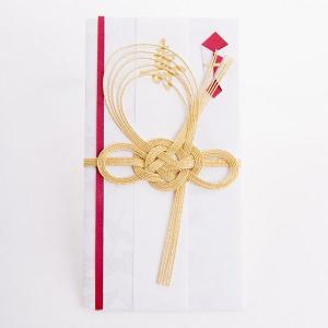 お祝儀袋 ご祝儀袋赤鶴 金封 ご祝儀 結婚式 寿 披露宴|auro