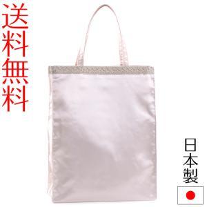 日本製高級サテンサブバッグ マチ付縦型A4対応 結婚式 2次会 パーティー 入学式 卒業式|auro