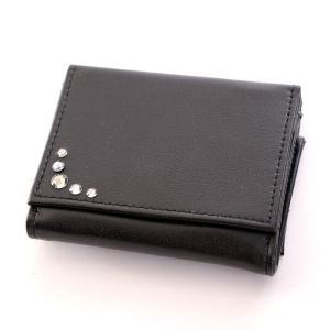 日本製合皮ミニ財布 3つ折財布 コインケース フォーマル手のひらサイズ財布 パーティー極小財布 結婚式 冠婚葬祭 レディース 2次会 披露宴|auro