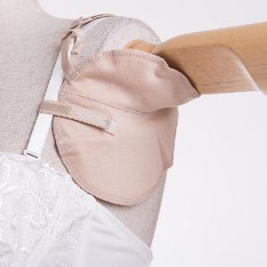 脇汗パット ワキ汗パッド 汗じみ防止 汗取り吸収 ブラに取り付けタイプ|auro