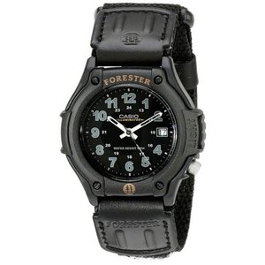 腕時計 カシオ メンズ Casio Men's FT500WV-1BV Electro-Luminescent Forester Analog Sport Watch|aurora-and-oasis