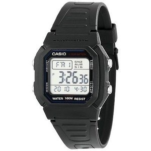 腕時計 カシオ メンズ Casio Men's  Classic Digital Sport Watch W800H-1AV|aurora-and-oasis