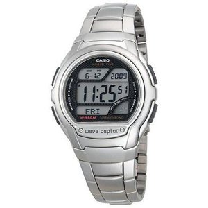 腕時計 カシオ メンズ NEW CASIO WAVE CEPTOR MULTI BAND ATOMIC WATCH WV58DA-1|aurora-and-oasis