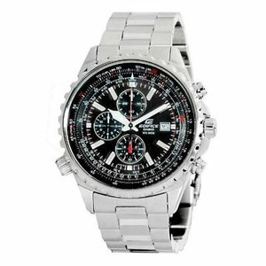 腕時計 カシオ メンズ Casio Men's Edifice Stainless Steel Multi-Function Chronograph Watch EF527D-1AV|aurora-and-oasis