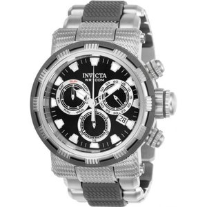 腕時計 インヴィクタ インビクタ メンズ Invicta Men's Specialty Quartz Chronograph Black Dial Watch 23976|aurora-and-oasis