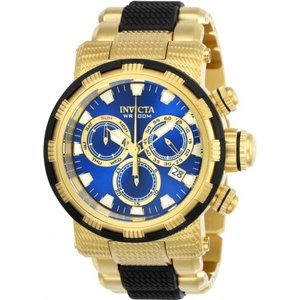 腕時計 インヴィクタ インビクタ メンズ Invicta Men's Specialty Quartz Chronograph Blue Dial Watch 23979|aurora-and-oasis
