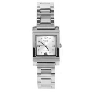 腕時計 カシオ レディース Casio Women's Analog Quartz Stainless Steel Watch LTP1237D-7A aurora-and-oasis