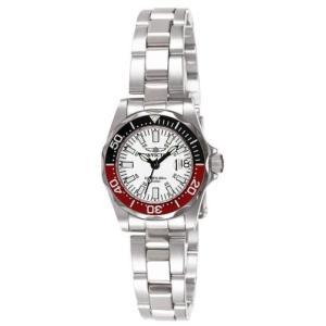 腕時計 インヴィクタ インビクタ レディース Invicta Women's Signature Quartz 200m Silver Tone Stainless Steel Watch 7062 aurora-and-oasis