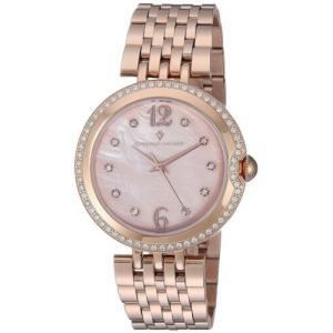 腕時計 クリスチャンヴァンサント レディース Christian Van Sant Women's Jasmine Rose Gold Tone Stainless Steel Watch CV1614|aurora-and-oasis