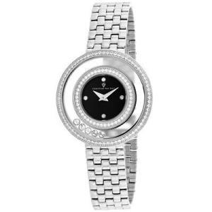 腕時計 クリスチャンヴァンサント レディース Christian Van Sant Women's Gracieuse Quartz Stainless Steel Watch CV4830|aurora-and-oasis