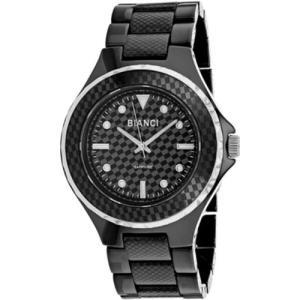 腕時計 ロベルトビアンキ レディース Roberto Bianci Women's Casaria Quartz Black Ceramic Watch RB2790|aurora-and-oasis